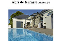 Notice de pose Abri terrasse ALUCLOS